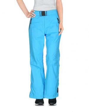 Лыжные брюки COLMAR. Цвет: лазурный