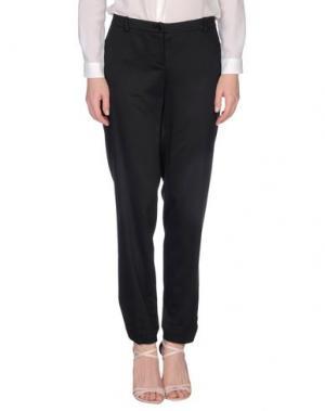 Повседневные брюки ANIYE BY. Цвет: черный