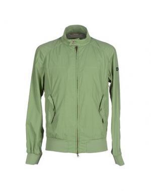 Куртка COCHRANE. Цвет: светло-зеленый