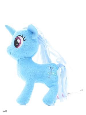 Маленькие плюшевые пони My Little Pony. Цвет: синий