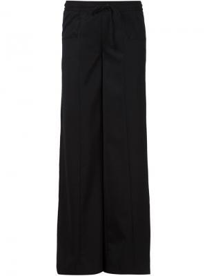 Широкие брюки Ødd.. Цвет: чёрный