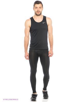 Тайтсы COOL TIGHT Nike. Цвет: черный