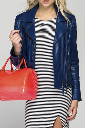 Куртка Deda. Цвет: синий