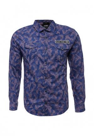 Рубашка Dali. Цвет: синий