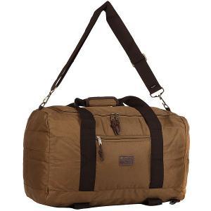 Сумка спортивная  Packer Bag Bronze Brixton. Цвет: коричневый