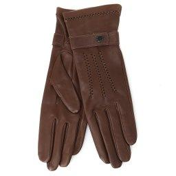 Перчатки  RIC_CELINEOL коричневый AGNELLE