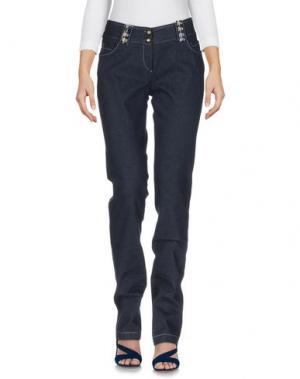 Джинсовые брюки TARGET. Цвет: синий