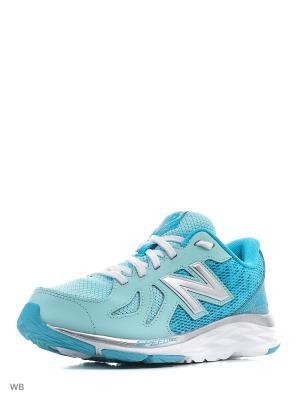 Кроссовки New Balance 790. Цвет: голубой