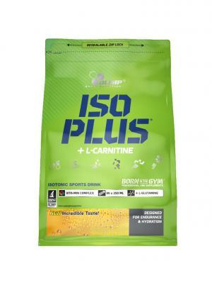 Витаминно-минеральный комплекс OLIMP Iso Plus Powder 1505 г (лимон) Nutrition. Цвет: зеленый