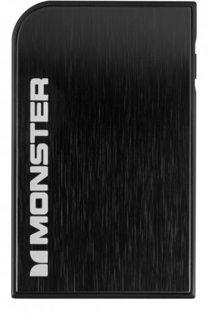 Внешний аккумулятор Monster. Цвет: черный