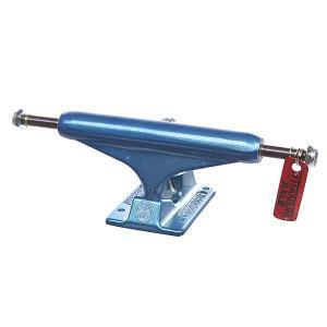 Подвеска для скейтборда 1шт.  Forged Titanium Blue 5.5 (21 см) Independent. Цвет: синий