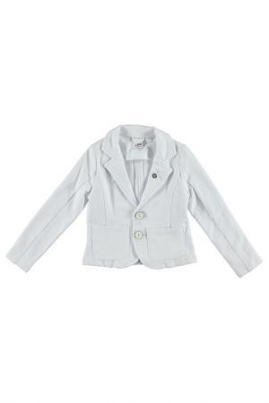 Пиджак IDO. Цвет: белый