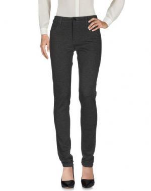 Повседневные брюки TAG ELEMENTS. Цвет: свинцово-серый