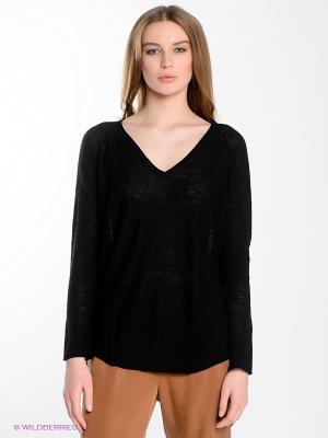 Пуловер Yerse. Цвет: черный