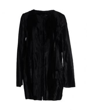 Пальто REBEL QUEEN. Цвет: черный