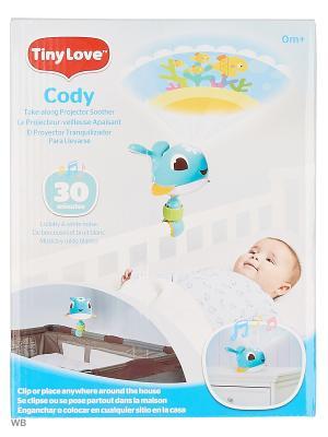 Игрушка-проектор Коди(515) Tiny Love. Цвет: синий