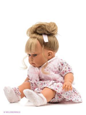 Кукла Лучия озвученная Antonio Juan. Цвет: бледно-розовый