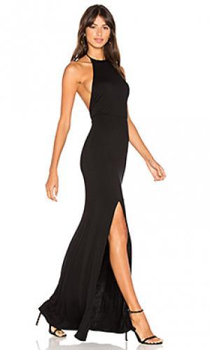 Платье marian Clayton. Цвет: черный