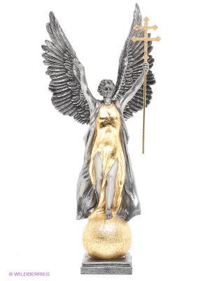 Статуэтка Архангел Гавриил Veronese. Цвет: серебристый, золотистый