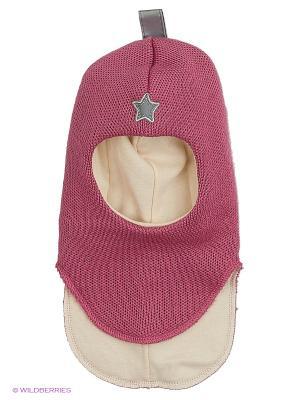Шапка-шлем Kivat. Цвет: лиловый
