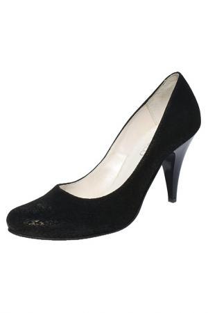 Туфли BOSCCOLO. Цвет: черный