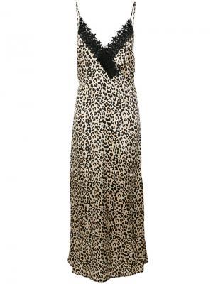 Платье Yelena Lala Berlin. Цвет: многоцветный