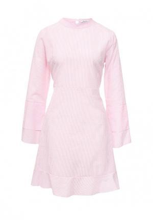Платье Aurora Firenze. Цвет: розовый