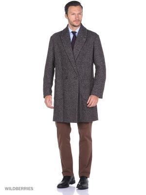 Пальто MEXX. Цвет: коричневый