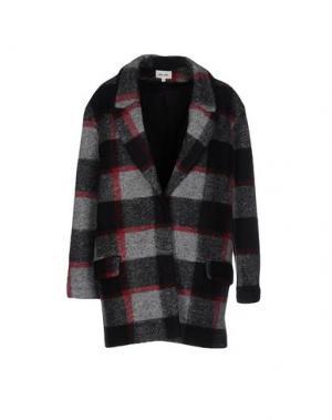 Пальто BELAIR. Цвет: серый