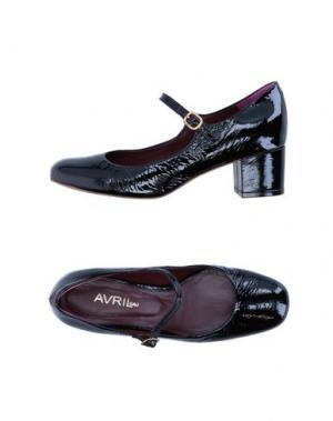Туфли AVRIL GAU. Цвет: черный