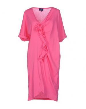 Короткое платье HENRY COTTON'S. Цвет: светло-фиолетовый