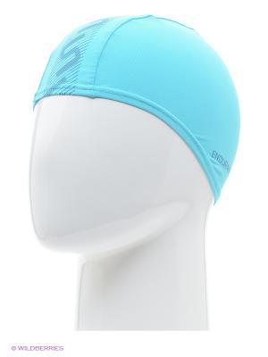 Шапочки для плавания Speedo. Цвет: голубой