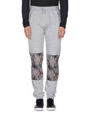 Повседневные брюки BLOMOR. Цвет: светло-серый