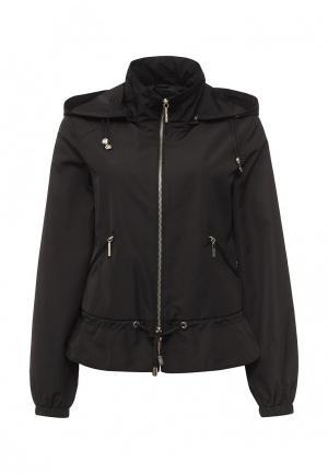 Ветровка Armani Jeans. Цвет: черный