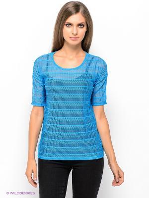 Кофточка Vero moda. Цвет: голубой