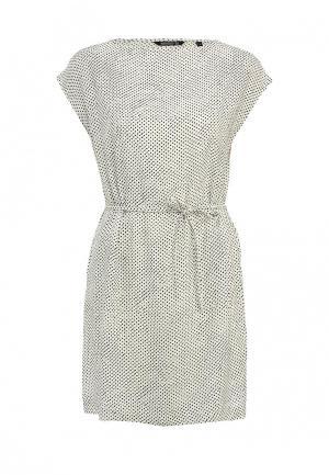 Платье Woolrich. Цвет: белый