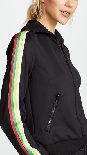 Track Jacket with Stripes Pam & Gela