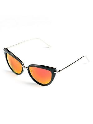 Солнцезащитные очки Selena. Цвет: черный, розовый