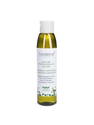 Натуральное масло авокадо с жиросжигающим и антицеллюлитным комплексом, 136 мл, Domix GREEN PROFESSIONAL. Цвет: белый