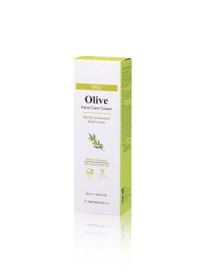 Восстанавливающий и питающий крем для чувствительной кожи рук с маслом оливы Special, 50ml Dr.G. Цвет: белый