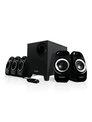 Колонки Creative Inspire T6300 5.1 черный 57Вт. Цвет: черный