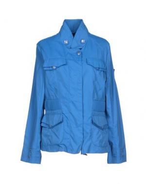 Куртка CORTE DEI GONZAGA. Цвет: лазурный