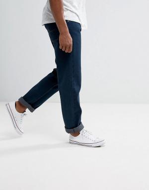 Loyalty & Faith Темные прямые джинсы and Konfer. Цвет: синий