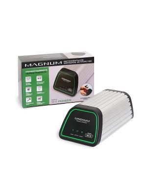 Зарядное устройство для автомобильных аккумуляторов  MAGNUM SA-8 PIONEER. Цвет: серебристый