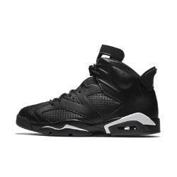 Мужские кроссовки Air Jordan 6 Retro Nike. Цвет: черный