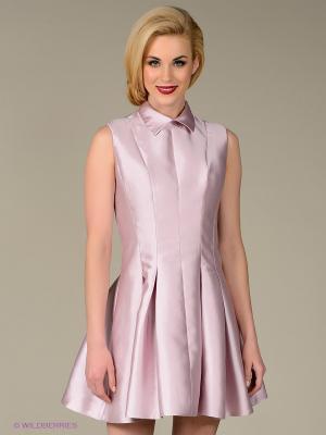 Платье Sweet Me. Цвет: бледно-розовый