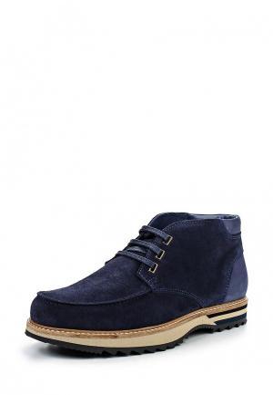 Ботинки Nobrand. Цвет: синий