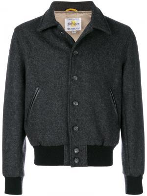 Куртка Sport For Futur. Цвет: серый