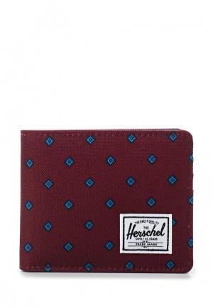 Кошелек Herschel Supply Co. Цвет: бордовый
