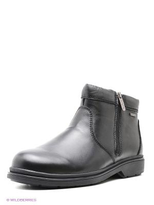 Ботинки Shoiberg. Цвет: темно-серый